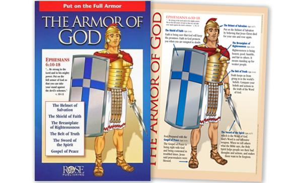FREE Armor of God