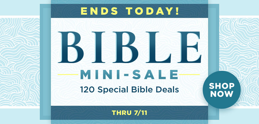 Last Day Bible Mini Sale