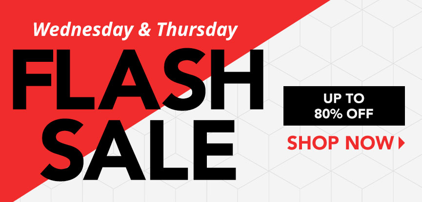 Flash Sale 2 Days