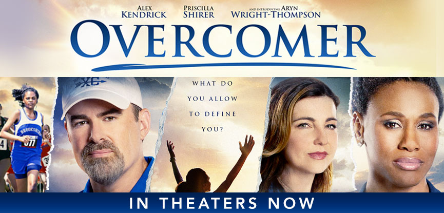Overcomer in theatres now