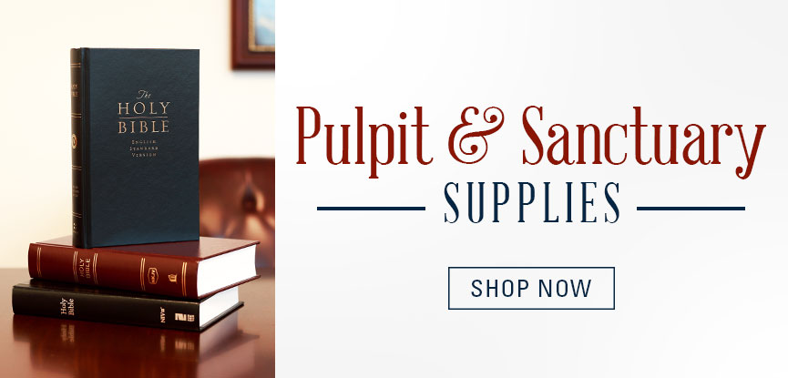 Pulpit & Sanctuary Supplies