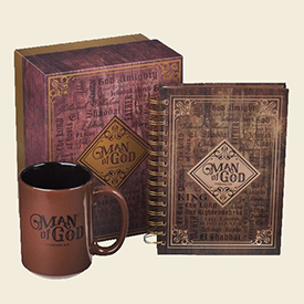 Man of God Gift Set