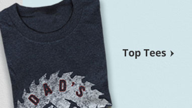 Top Tees for Dad
