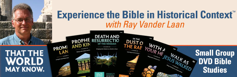 That the World May Know DVD Series, by Ray Vander Laan