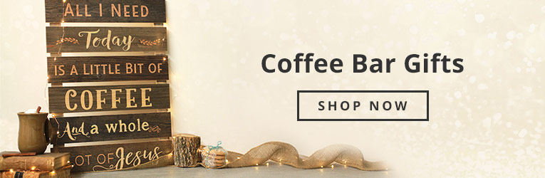 Coffee Bar Gifts for Coffee Drinkers