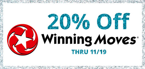 20% off Winning Moves