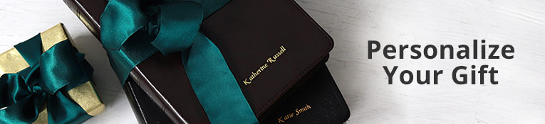 Personalize Your Bible
