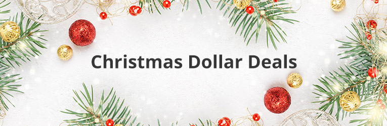 Christmas Dollar Deals