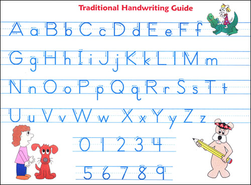 handwriting comparison chart christianbook com rh christianbook com zaner bloser handwriting paper pdf zaner bloser handwriting guide