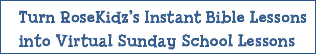 IBL Virtual Sunday School