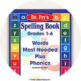 Dr. Fry's Spelling Book