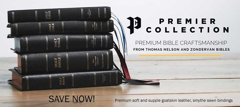 Premier Collection Bibles