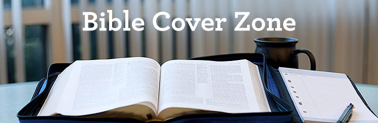 Bible Cover Zone