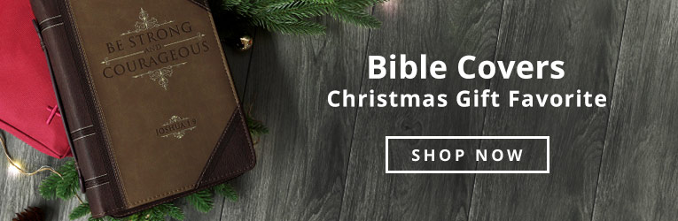 Christmas Bible Covers