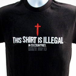 1bf0584e00 Christian t-shirts for the whole family! - Christianbook.com