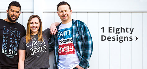 16bfec44 Christian t-shirts for the whole family! - Christianbook.com