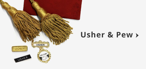 Usher & Pew Supplies