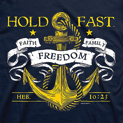 Hold Fast Anchor