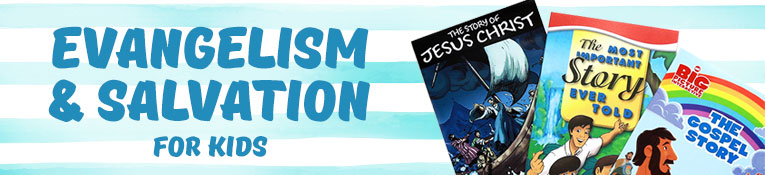 Kids' Tracts & Salvation