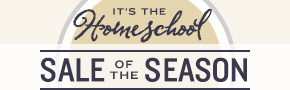 Homeschool Sale of the Season