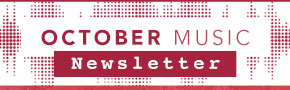 October Christian Music Newsletter