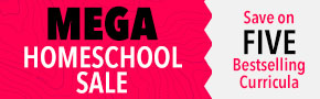 MEGA Homeschool Sale- through 8/14