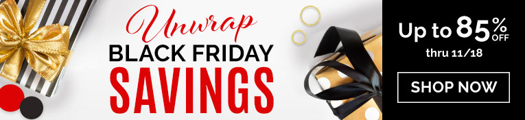 Unwrap Black Friday Savings