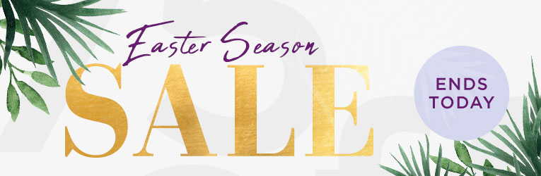 Easter Season Sale- Ends Today