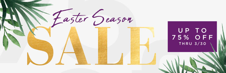 Easter Season Sale- Ends 3/30
