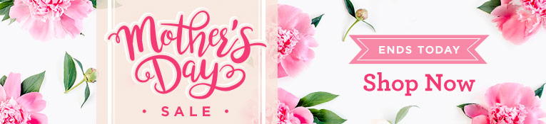 Mother's Day Sale - Ends Today