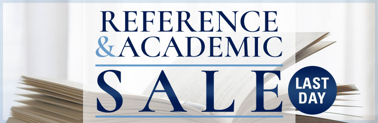 Reference & Academic Sale Last Day
