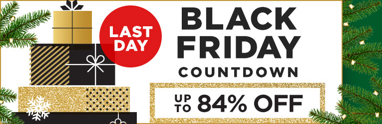 Black Friday Countdown- Last Day