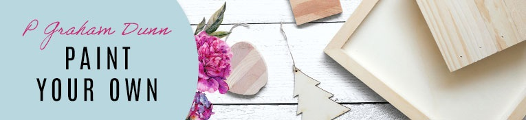 Blank Craft Decor