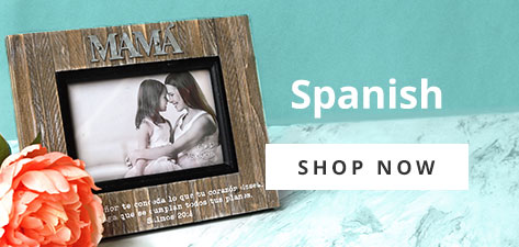 Spanish Gifts for Mom