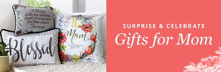 Pillows for mom