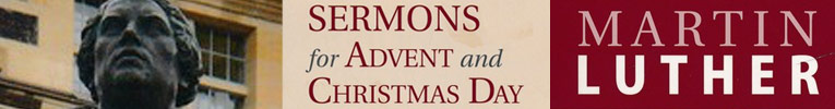 Luther Sermons for Advent