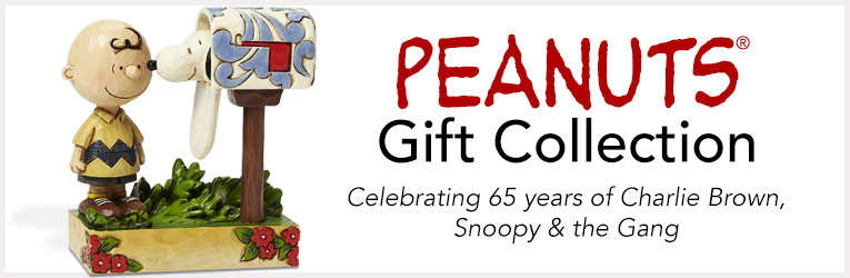 peanuts charlie brown collection - Snoopy Christmas Gifts