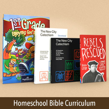 Homeschool Bible Curriculum