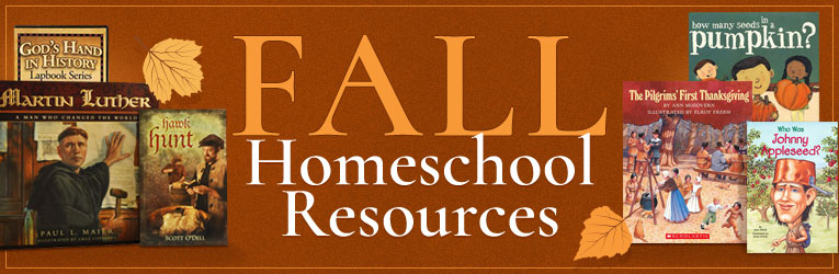 Fall Homeschool Resources