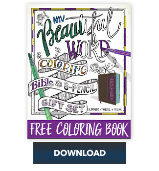 Beautiful Word Bible Coloring Pages II