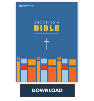 How to Choose a Bible Guide