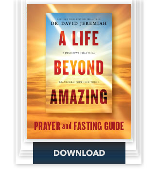 Life Beyond Amazing: Prayer and Fasting Guide