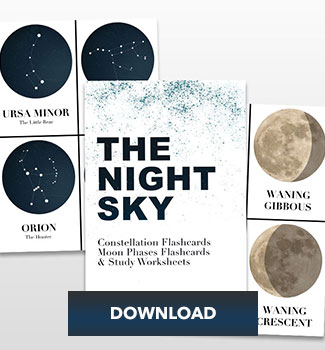 The Night Sky - Learning Resource