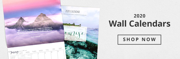 Formen Magazine Calendario 2020.Christian Calendars And Planners Christianbook Com