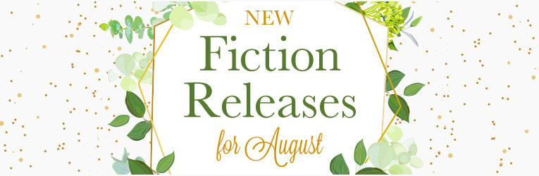 New August Fiction Releases