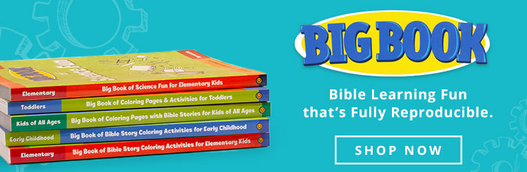 Big Book Bible Series