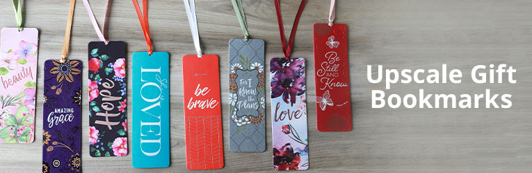 Upscale Bookmarks