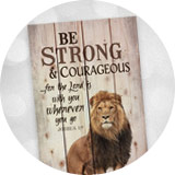 Strong & Courageous Gifts