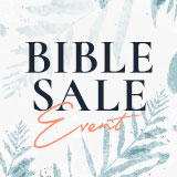 Bible Sale Event