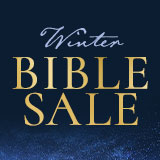 Winter Bible Sale